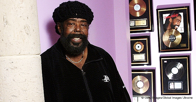 Remember the Legendary Barry White? His Grandchild Is All Grown up and Following in His Footsteps