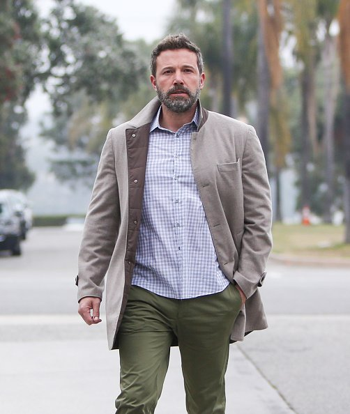 Ben Affleck is seen on May 31, 2019 in Los Angeles, California | Photo: Getty Images