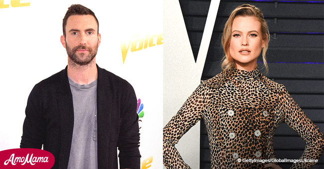 Adam Levine & Wife Behati Prinsloo Still Can't Get Consensus on How Many More Kids to Have
