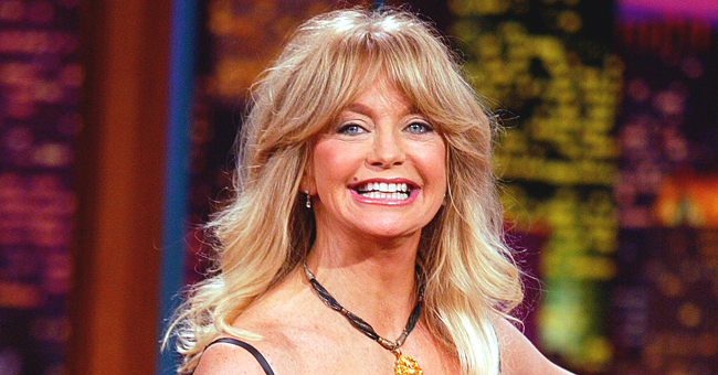 Goldie Hawn of 'Snatched' Is Proud of Her Kids Kate and Oliver as Their 'Sibling Revelry' Podcast Becomes Number 1 in America