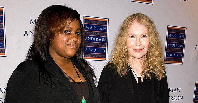 Mia Farrow's Daughter Quincy Hospitalized Following Her Struggle with COVID-19