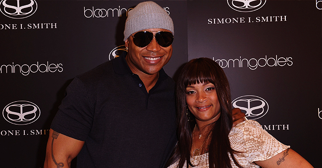 Rapper LL Cool J's Wife Simone Shares Photo with Their 3 Adult Daughters and They All Look Alike