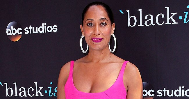 Tracee Ellis Ross from 'Black-ish' Flaunts Curves in Stunning Red Gown in Photos Amid Kenya Barris Dating Rumors