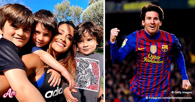 Antonella Roccuzzo Is Lionel Messi S Wife And Mom Of 3 Sons Get To Know Her