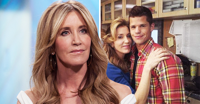 Felicity Huffman's TV Son Praises Her for Being 'Sincere' Amid College Admissions Scandal