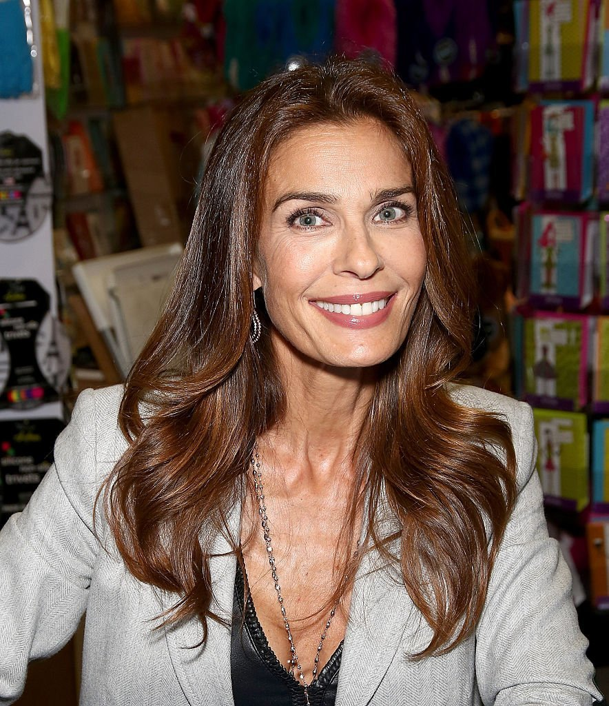 "Kristian Alfonso attends the ""Days Of Our Lives"" book signing in Northvale, New Jersey on October 27, 2015 