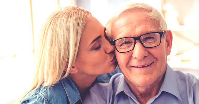 Daily Joke: An Old Man Married a Woman Less Than Half His Age