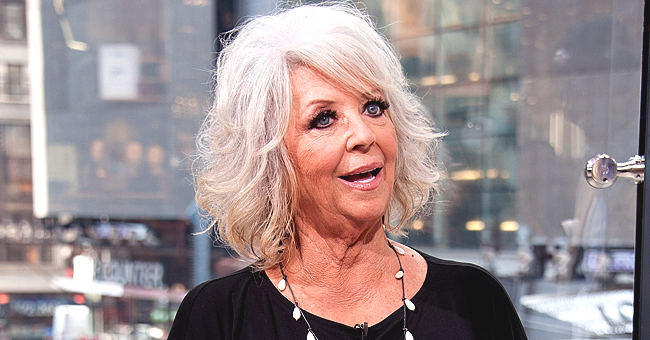 Paula Deen's Daughter-In-Law Shares Family Photo with the Triplets and Her Husband Bobby