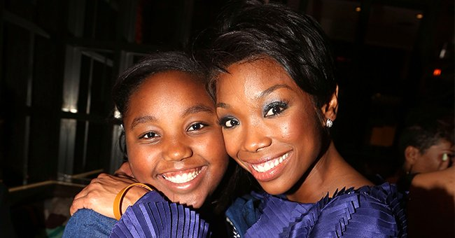 Brandy Norwood's Daughter Sy'rai Shows Her Likeness to Her Dad in Pics She Shared on His B-Day