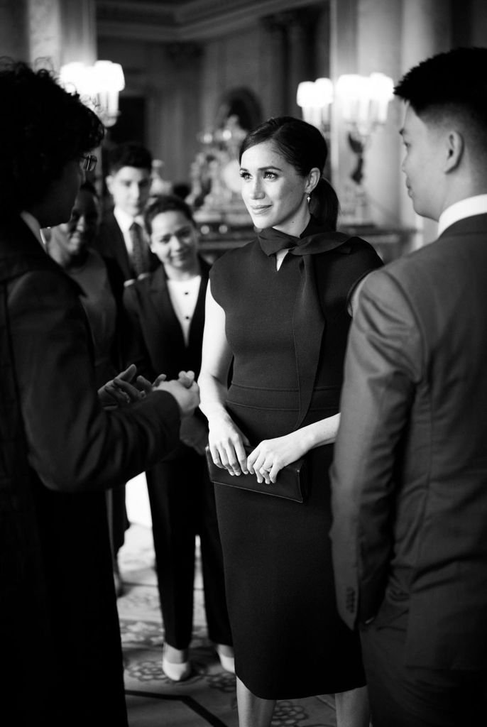 Meghan Markle au Service de la Journée du Commonwealth 2020. | Source : Getty Images