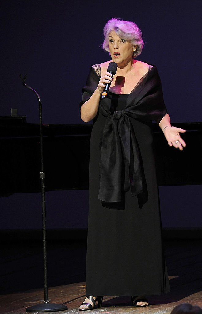 Tyne Daly at the Angela Lansbury & Friends Salute To Terrence McNally benefiting The Acting Company  Photo: Getty Images