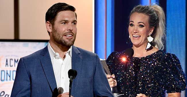 Carrie Underwood's Husband Mike Fisher Gushes over Her Triumph after the 2020 ACM Awards