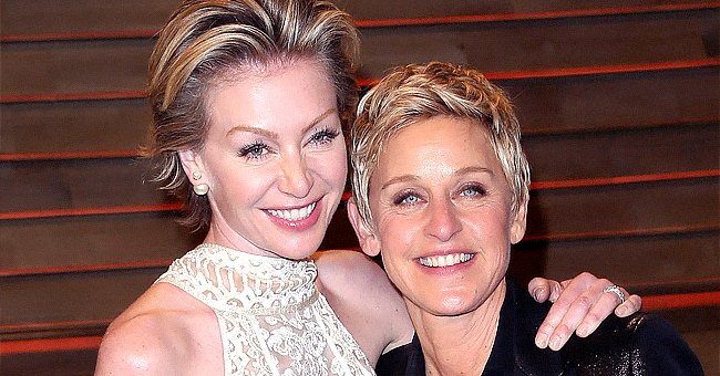 Ellen DeGeneres Admits She Drove Wife Portia De Rossi to the ER after Having a Few Weed Drinks