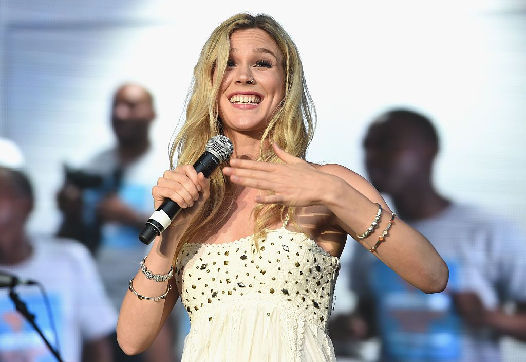 Joss Stone performs during the Sentebale Concert at Kensington Palace. Source | Photo: Getty Images