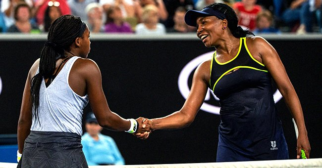 Coco Gauff Defeats Venus Williams on Her Debut Appearance at The 2020 Australian Open