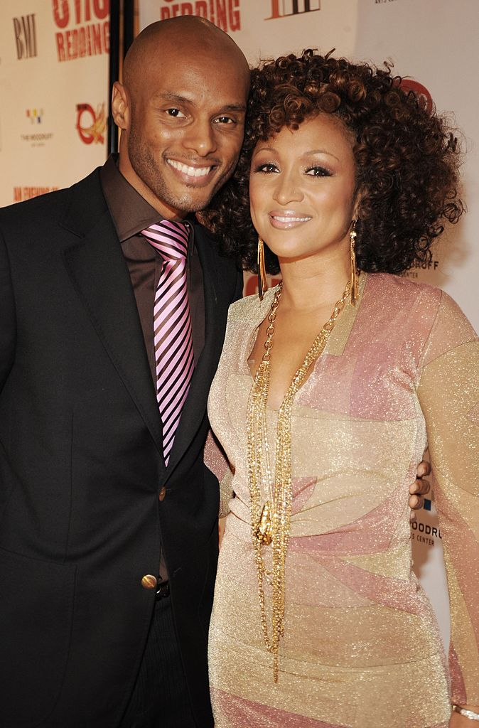 Kenny Lattimore and Chante Moore at An Evening of Respect presented by The Big 'O' Foundation. | Photo: GettyImages
