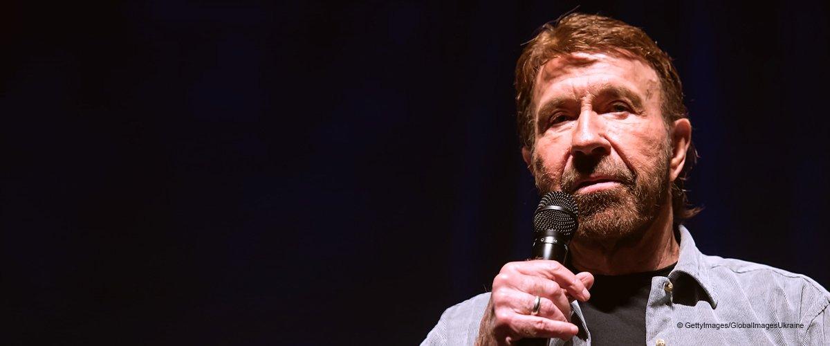 """Chuck Norris gab Filmkarriere auf, um sich um Frau zu kümmern, die angeblich """"vergiftet"""" wurde"""