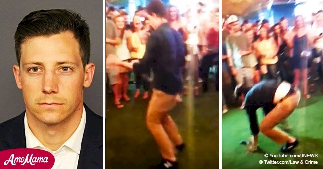 FBI agent who shot a man while dancing is spared jail