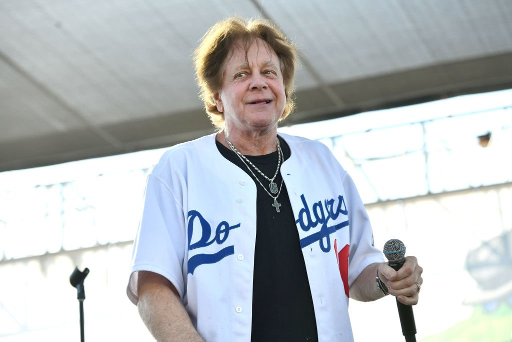 Eddie Money during the 2018 High Tide Beach Party.   Source: Getty Images