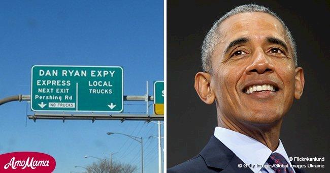 Dan Ryan family 'shocked' as Dan Ryan Expressway proposed to rename after Barack Obama