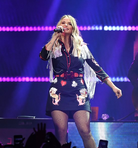 Miranda Lambert at Bridgestone Arena on January 24, 2020 in Nashville, Tennessee. | Photo: Getty Images