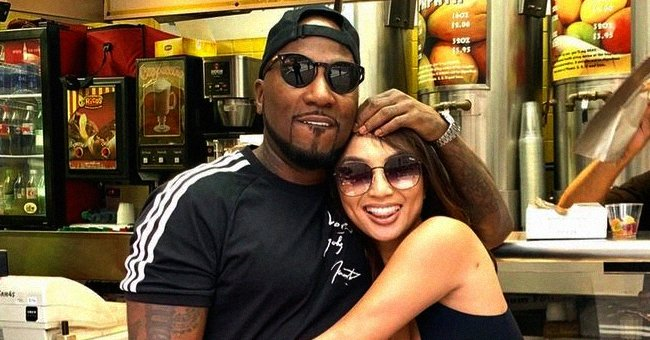 'The Real's Jeannie Mai Gets a Valentine's Day Surprise from Fiancé Jeezy at Their New Home