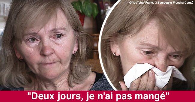 """Monique, 65 ans, une retraitée : """"Une fois que j'ai tout payé, il me reste 20 euros"""""""