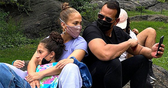 How Jennifer Lopez, Alex Rodriguez, and Kids Stayed Protected from COVID-19 Amid Their Central Park Visit