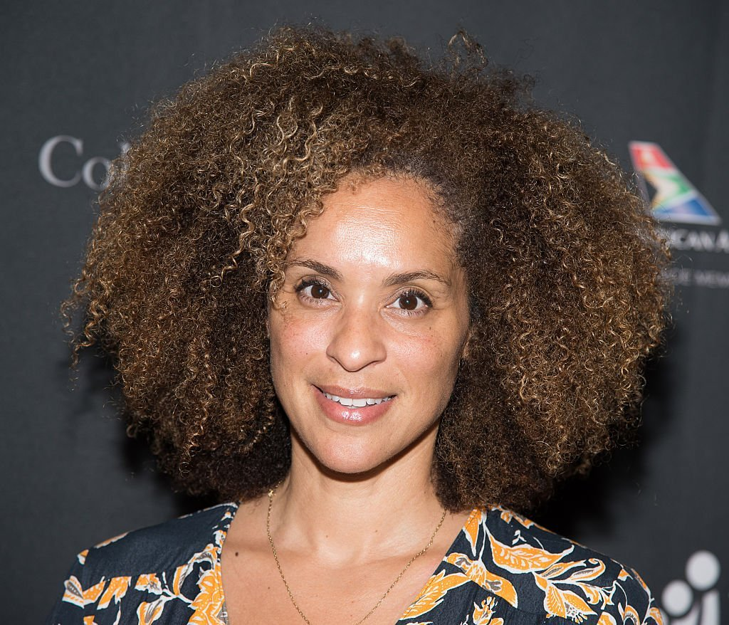 Karyn Parsons on June 11, 2015 in New York City | Photo: Getty Images
