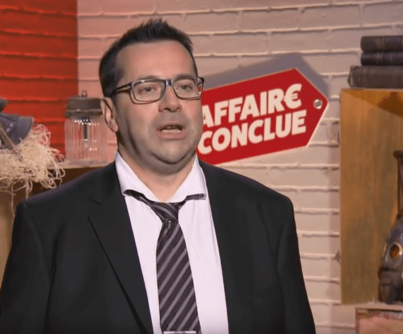 Participant de l'émission Affaire Conclue | Photo: Youtube / Les Z'amours