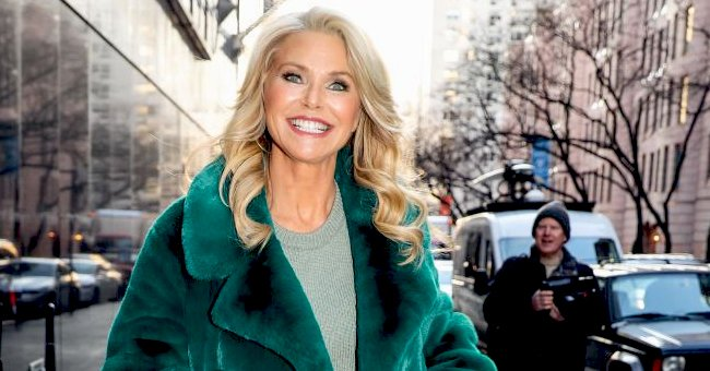 Christie Brinkley, 66, Flaunts Her Age-Defying Figure in Stylish Ripped Jeans & Fans Gush