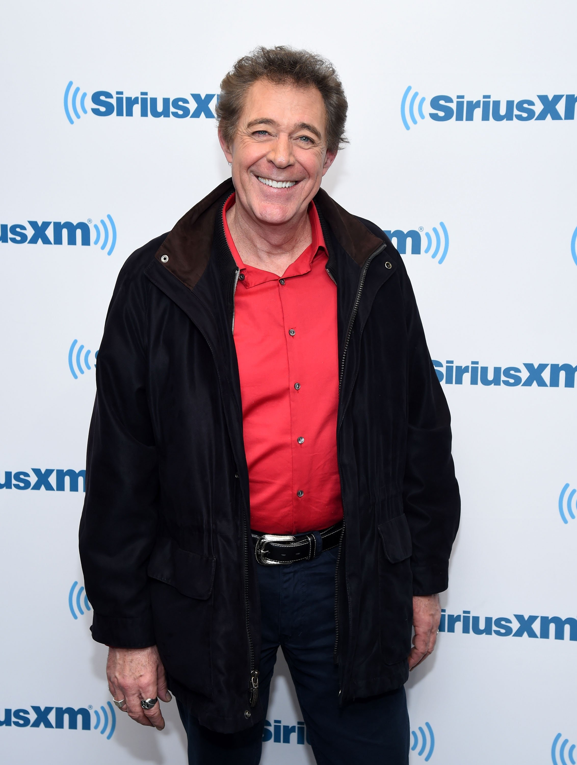 Actor Barry Williams visits the SiriusXM Studios | Getty Images/ Global Images Ukraine