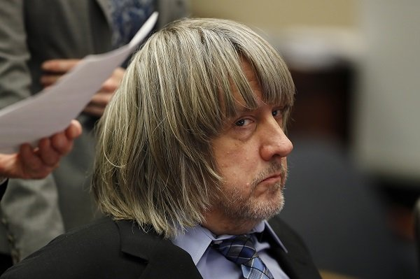 David Turpin in court on January 24, 2018 in Riverside, California | Source: Getty Images/Global Images Ukraine