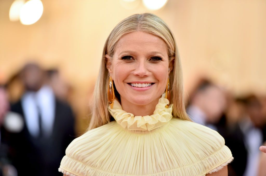 Gwyneth Paltrow at The Met Gala Celebrating Camp: Notes on Fashion on May 06, 2019, in New York City | Photo: Getty Images