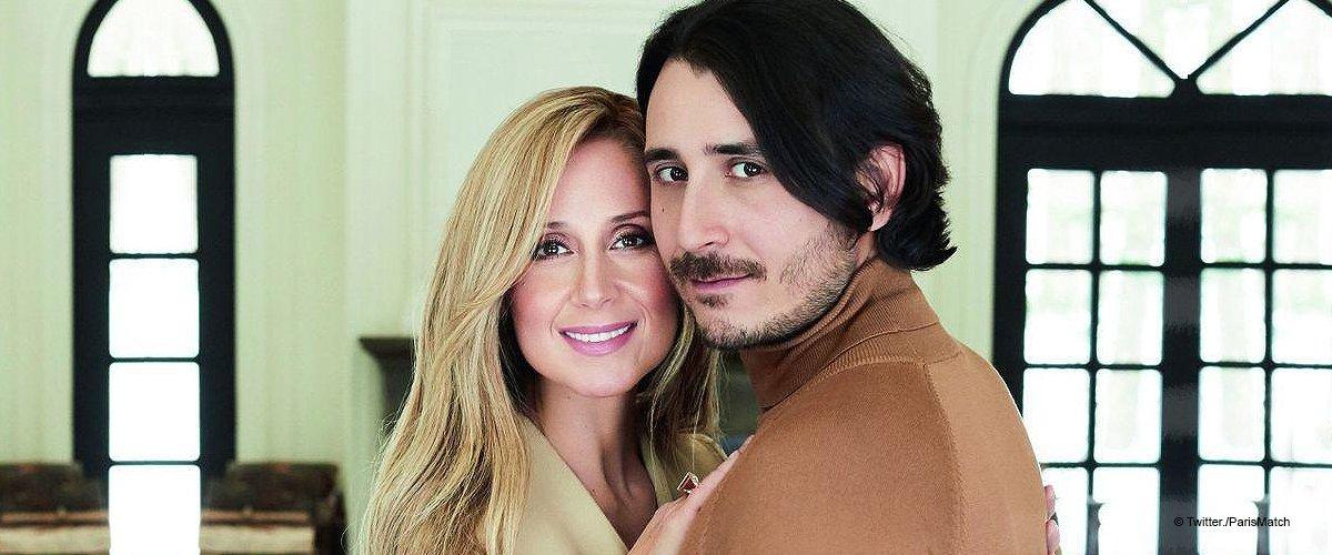 """""""Mon amour !"""" : Le charmant mari de Lara Fabian fait une déclaration d'amour émouvante en direct"""
