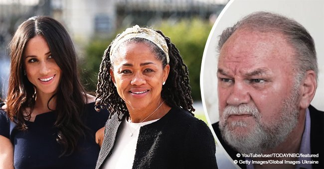 Meghan Markle's dad claims she got 'her attitude from her mother' Doria Ragland