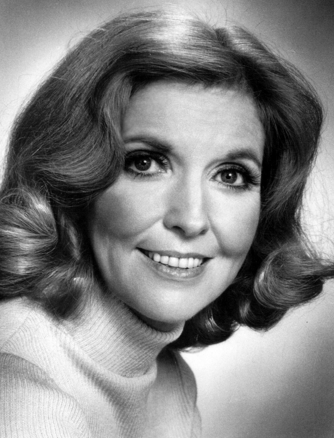 "Anne Meara from her very short-lived television show ""Kate McShane."" 