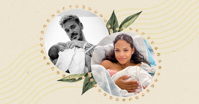 Christina Milian Welcomes 3rd Baby