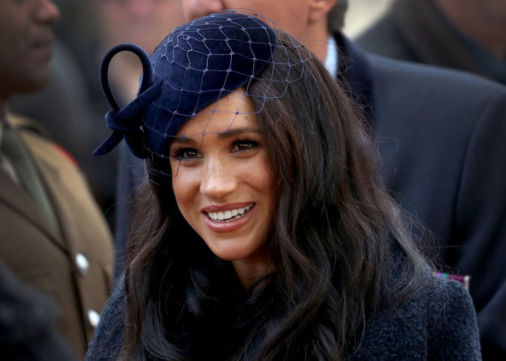 Meghan, Duchess of Sussex attends the 91st Field of Remembrance at Westminster Abbey on November 07, 2019.   Photo: Getty Images