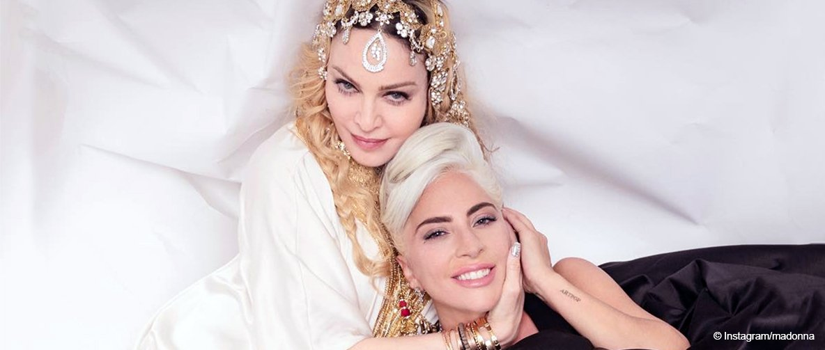 'Don't Mess with Italian Girls': Lady Gaga and Madonna Hug Each Other after an 8-Year Feud