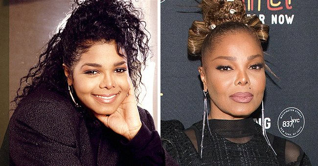 Janet Jackson's Stunning Transformation through the Years