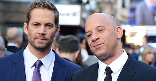 Vin Diesel Talks about His Son Vincent and Possibly Paul Walker's Daughter Joining the 'Fast' Family