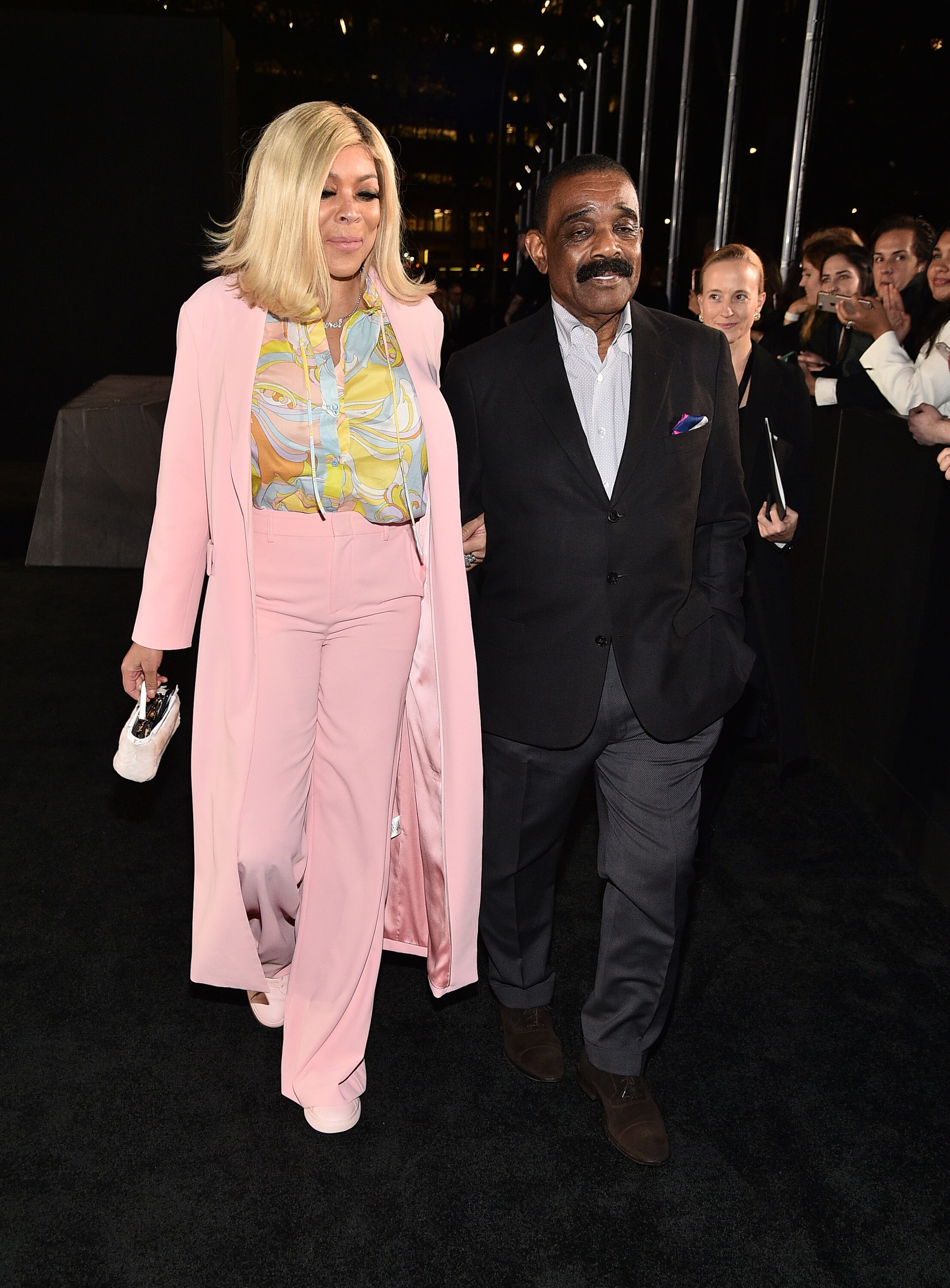 """Wendy Williams at """"The Morning Show"""" Premiere/ Source: Getty Images"""