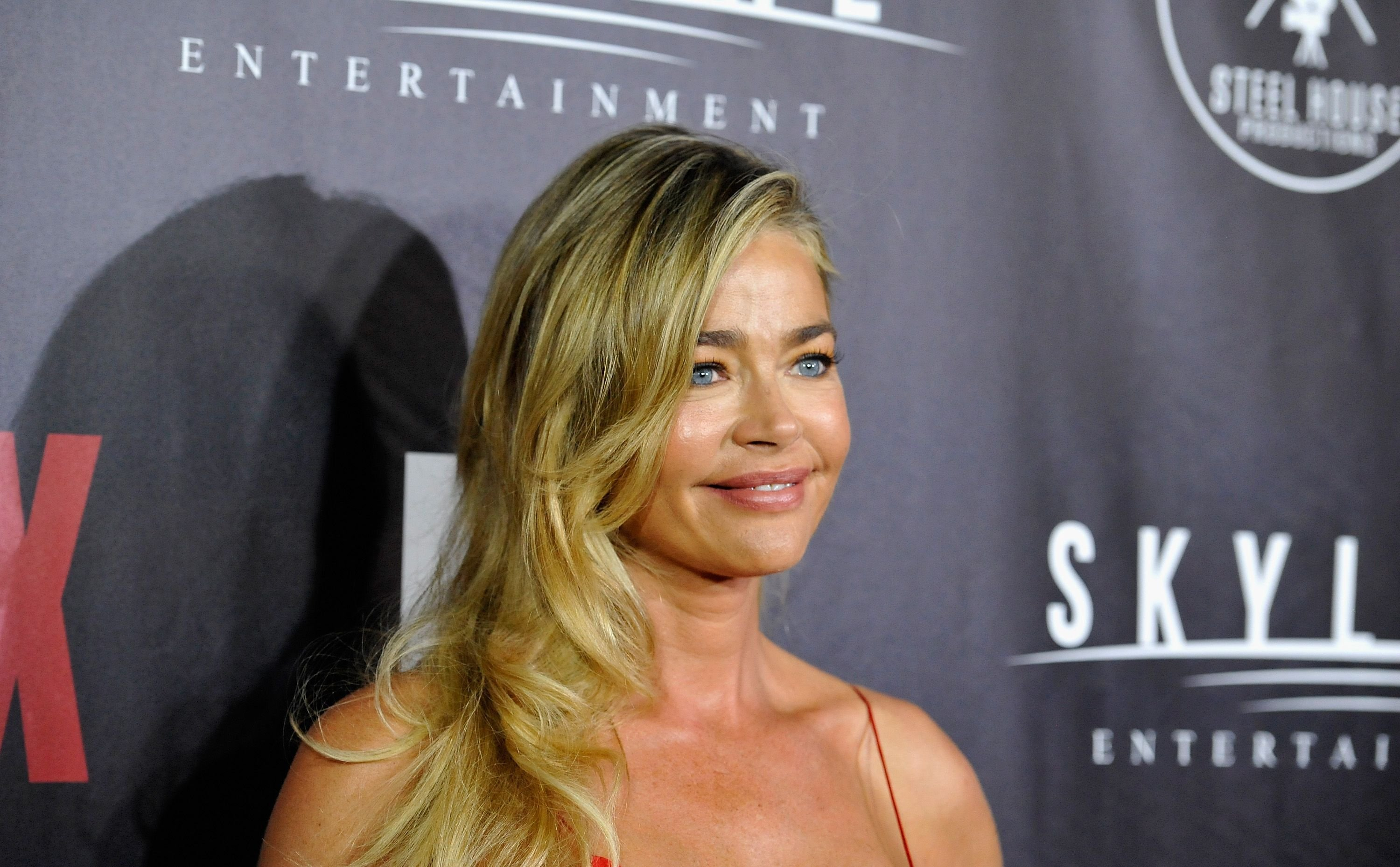 """Denise Richards during the premiere of Skyline Entertainment's """"The Toybox"""" at Laemmle's NoHo 7 on September 14, 2018 in North Hollywood, California. 