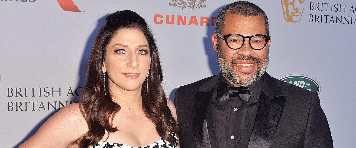 Chelsea Peretti and Jordan Peele attend 2019 British Academy Britannia Awards presented by American Airlines and Jaguar Land Rover at The Beverly Hilton Hotel   Photo: Getty Images