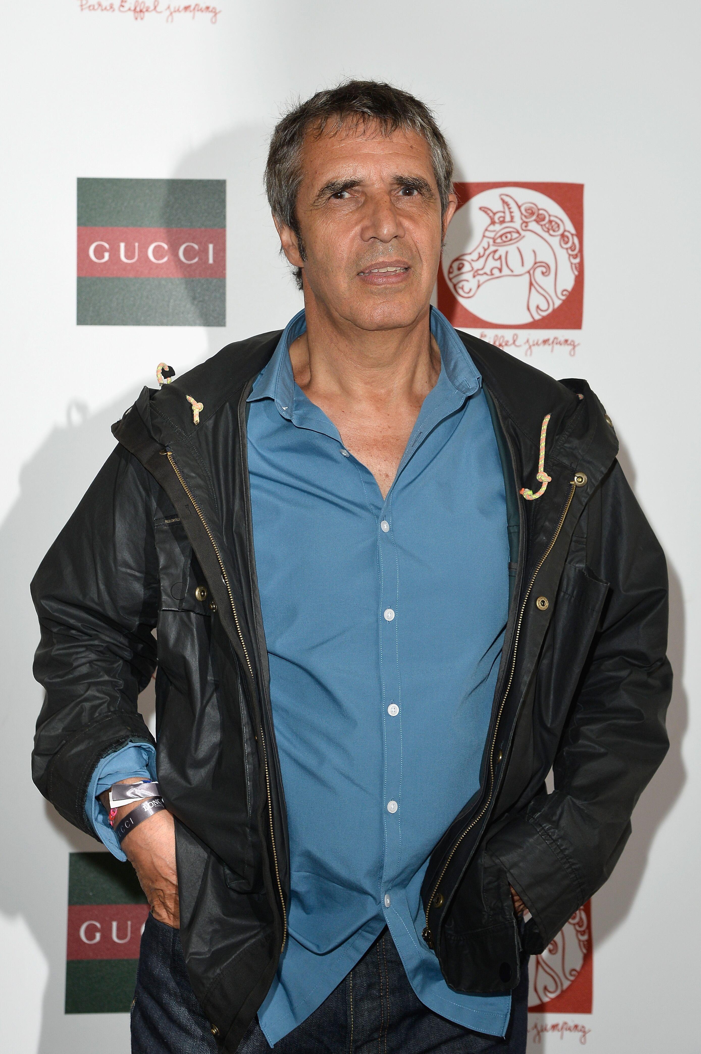 Le chanteur Julien Clerc. l Source : Getty Images