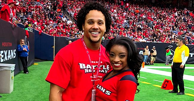 Check Out Simone Biles' Ex-boyfriend Stacey Ervin's Shady Comment about Finding a Better Girl