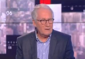 Jean-Louis Burgat accuse Bernard Tapie d'utiliser son cancer pour son procès. | Capture d'écran GALA VIDEO