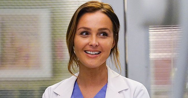 See Rare Photo 'Grey's Anatomy' Star Camilla Luddington Shared of Her Adorable Infant Son Lucas
