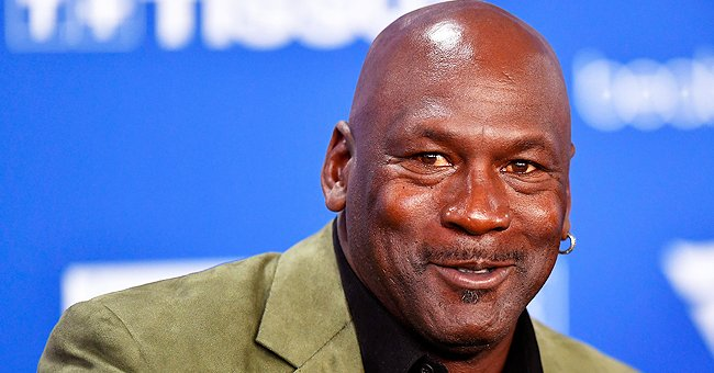Michael Jordan's Daughter Shows Her Ginger Braids in a Heart-Print Hoodie in a Photo
